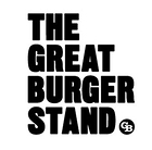 THE GREAT BURGER STANDロゴ